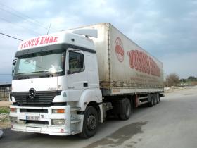 Arabistan Karayolu Taşımacılık World Logistics